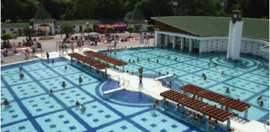Harkány Medical Spa and Thermal Bath – Harkány, Hungary