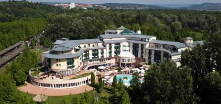 Rogner Hotel & Spa Lotus Therme – Hévíz, Hungary