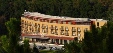 Hotel Fagus – Sopron, Hungary