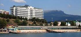 Radisson Resort Alushta, Crimea, Russia