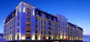 4 Regional Cities, Russia – Valuation of Courtyard by Marriott Hotels