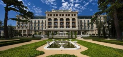 Kempinski Palace Hotel Portorož, Slovenia