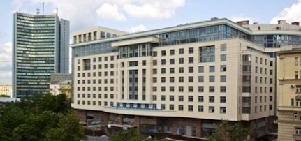 Novy Arbat Marriott Hotel