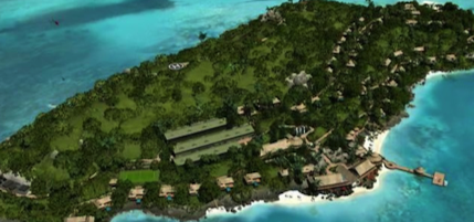 Long Island, The Seychelles Luxury Resort & Spa