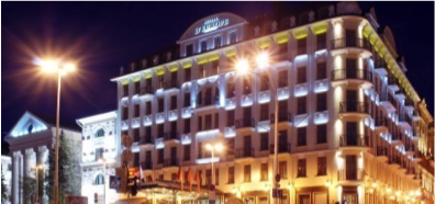 Hotel Europa – Minsk, Belarus