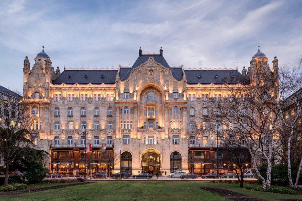 Four Seasons Budapest üzleti tervének felülvizsgálata